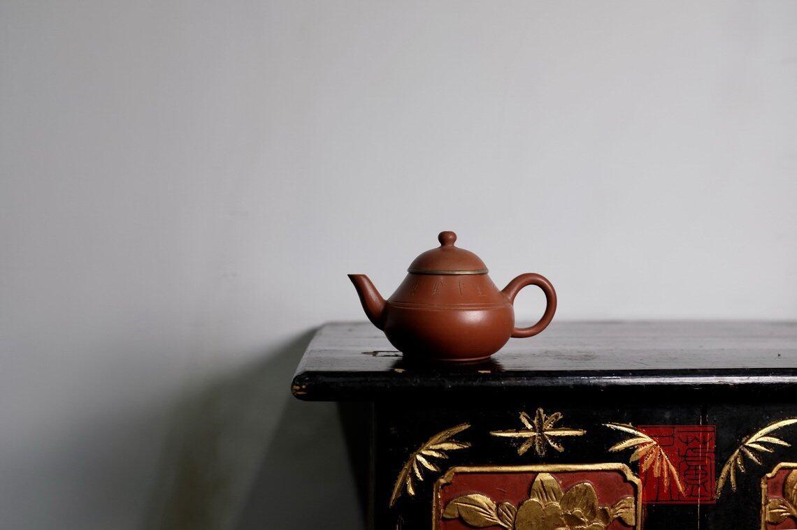 民国时期的潮州孟臣壶