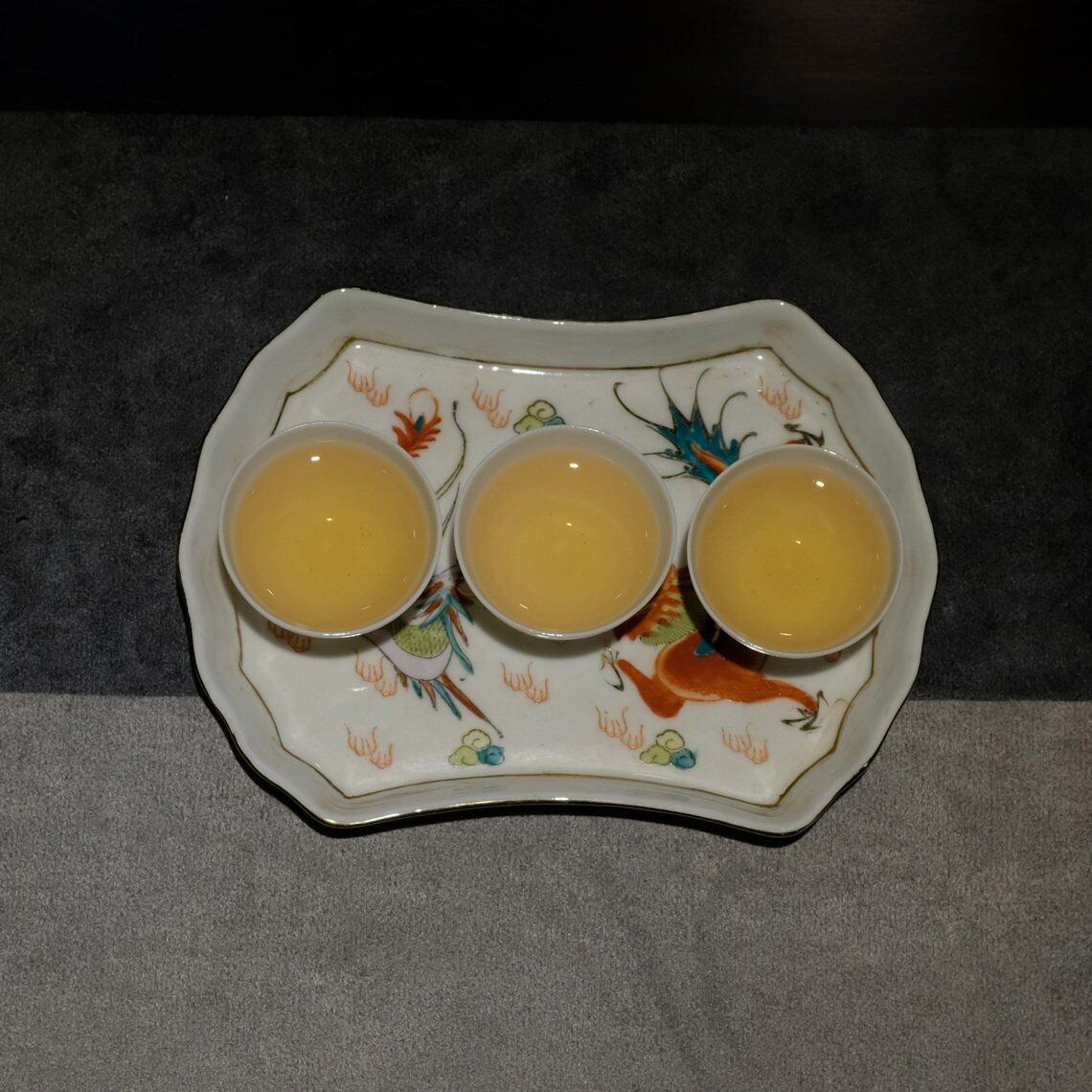 潮州的老茶承