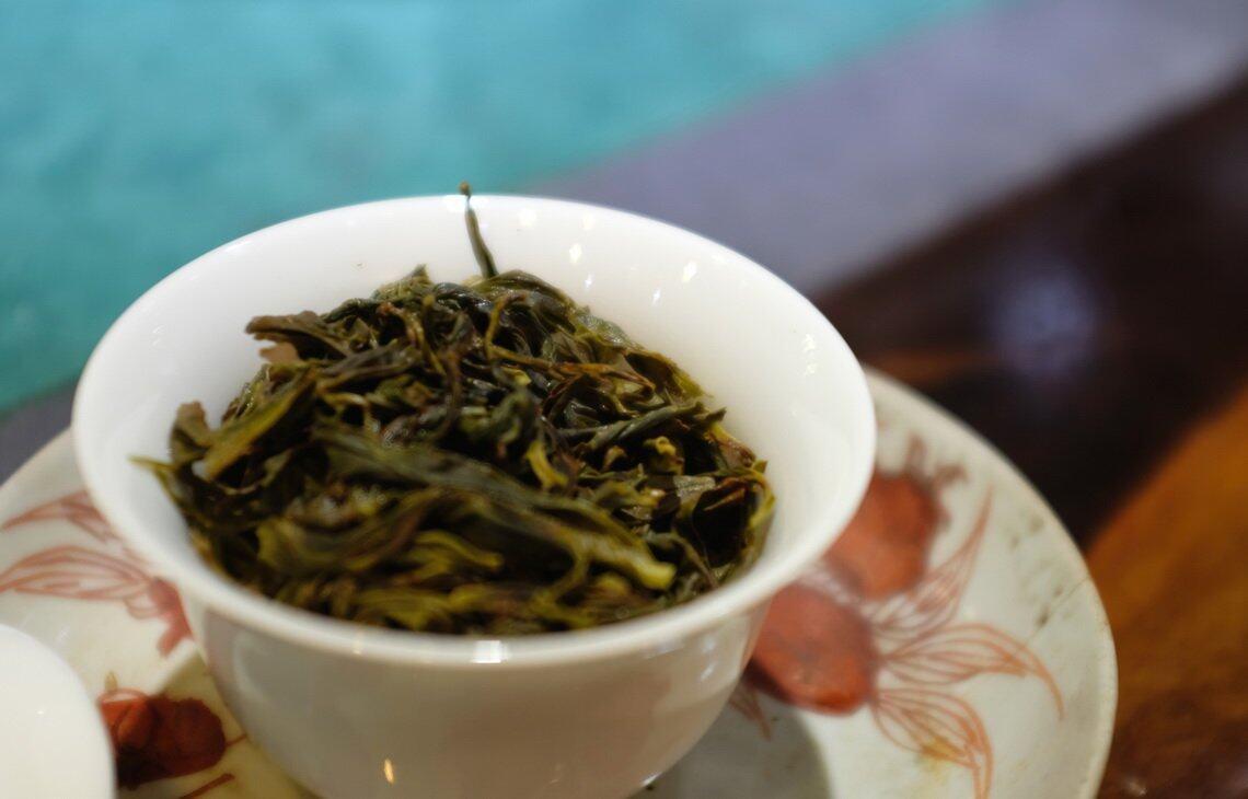 大庵的宋种单丛茶