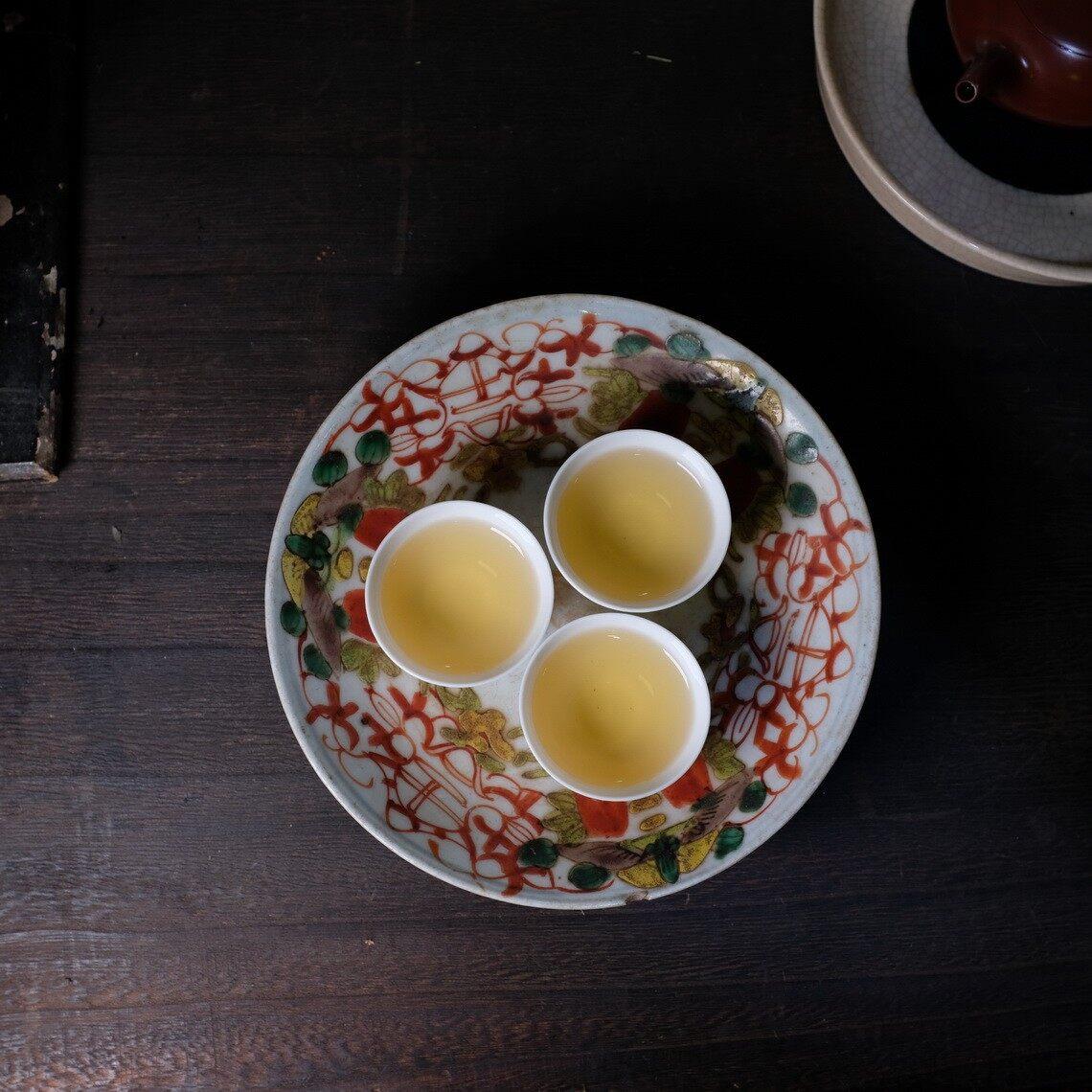 白瓷工夫小茶杯