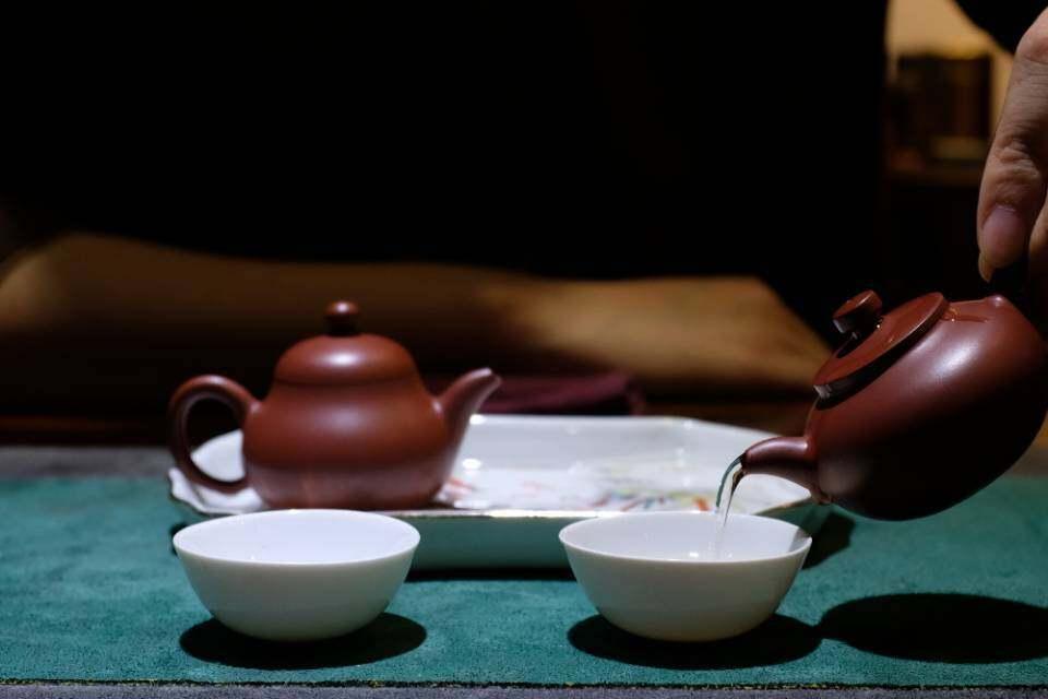 """说说""""天价茶"""""""
